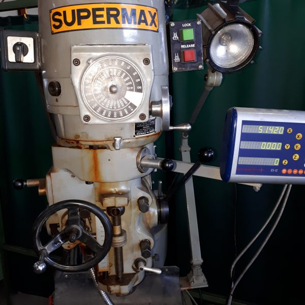 Freesmachine Supermax
